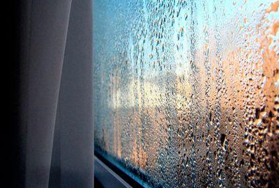 плачут окна