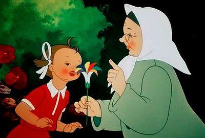 цветы в сказках