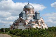 Храм Покрова Пресвятой Богородицы села Никитино