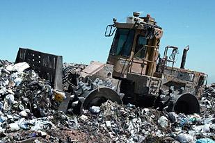Загрязнение почвы в АР Крым
