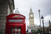 путешествие в Лондон