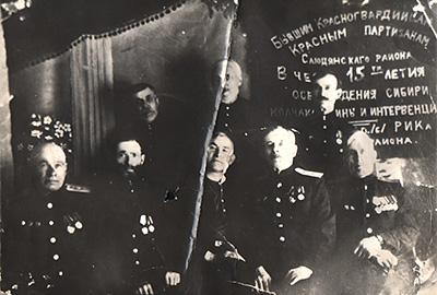 Прибайкальский фронт Слюдянск