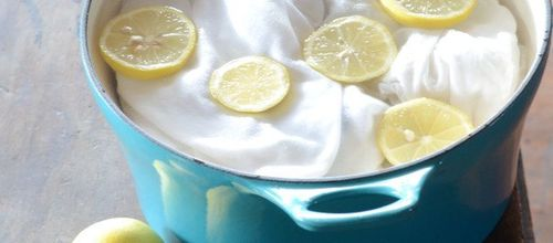 лимон пятно