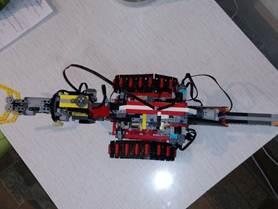 робот эколог 10