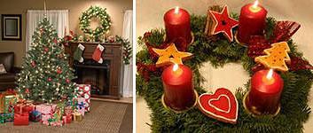 Рождество и Рождественский венок