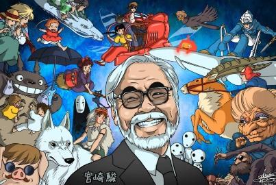 Хаяо Миядзаки - вклад в аниме