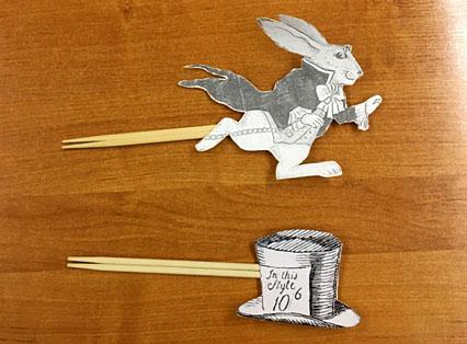 Фигура кролика