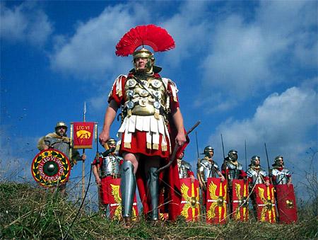 Центурион в Римской армии
