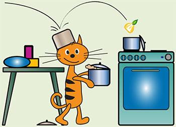 Экономия электроэнергии при приготовлении пищи