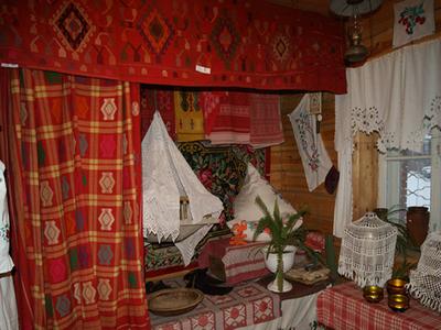 башкирская изба