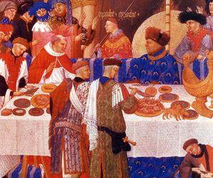 Гийом Тирель. История французской кухни