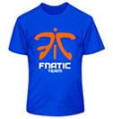 Футболка с надписью F-natic