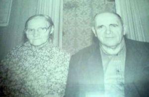 Фото - прабабушка и прадедушка