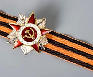 Георгиевская лента - история