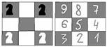 Шахматная доска в графах
