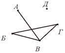 Граф с пятью вершинами