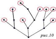 Висячие вершины в графах