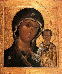 божья матерь