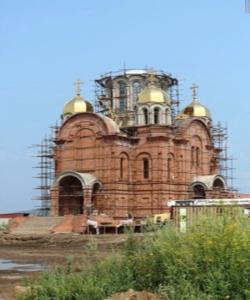 Казанский храмм