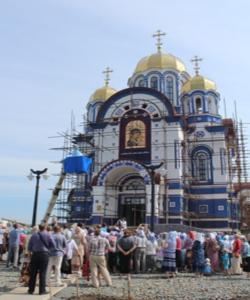 храм в Кемерово