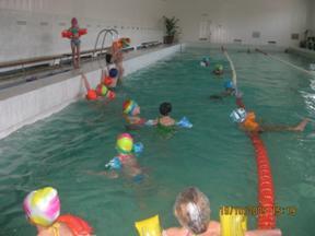 плавание спорт