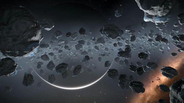 Главный пояс астероидов