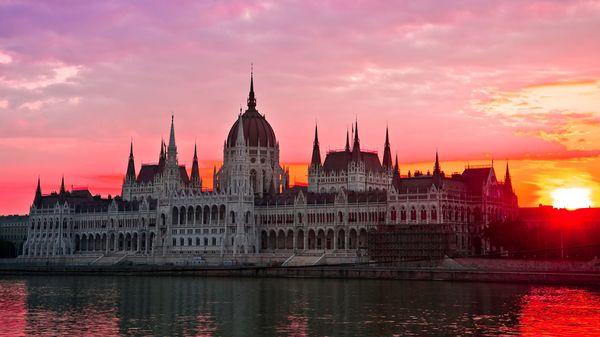 Венгрия отдых