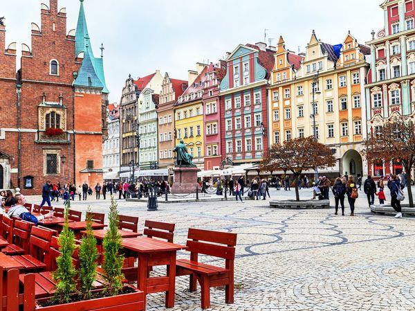 Польша отдых