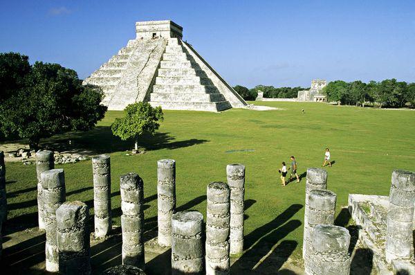 Чичен-Ица - древний город майя