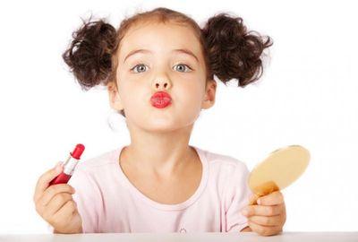 косметика и дети