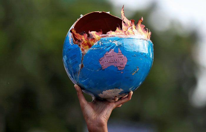 экологические ошибки