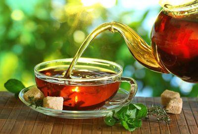 исследование чая