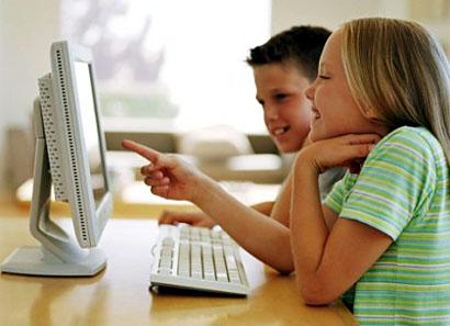 Влияние компьютера на здоровье школьника
