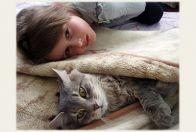 Кошка Вася