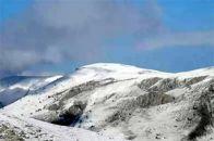 Крымские горы зимой