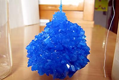 Проект по выращиванию кристаллов