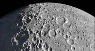 Загадочная и таинственная Луна