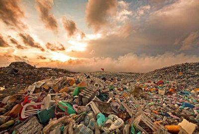 мусор и планета