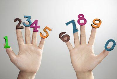 Проект на тему «Натуральные числа» | Обучонок