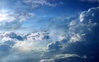 Водяной пар в облаках