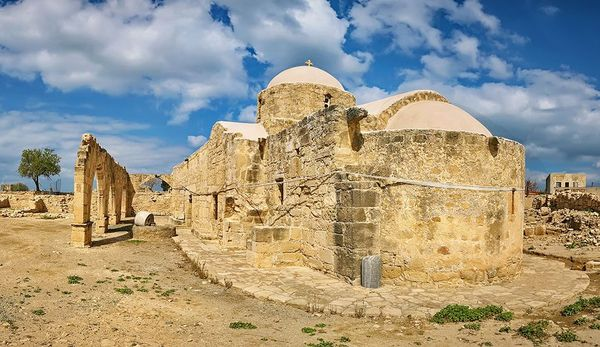 Отдых на Кипре -Храм Афродиты