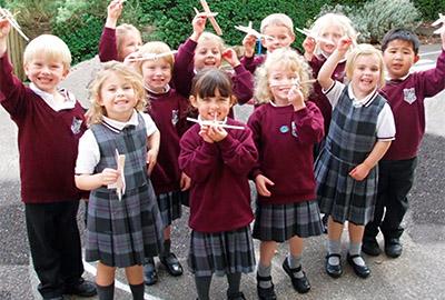 Традиции в шотландских школах