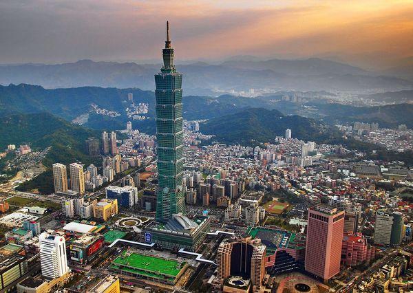Столица Тайваня - Тайпей