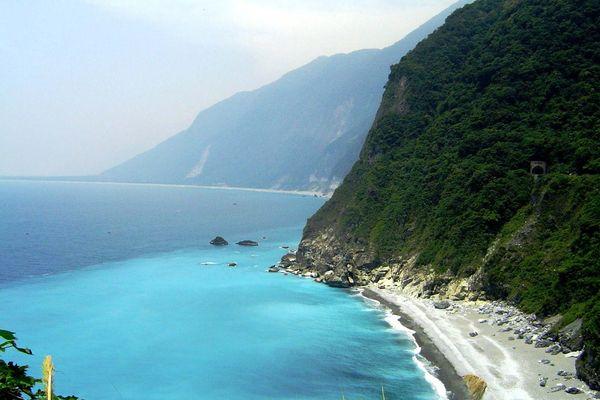 Пляжи Тайваня