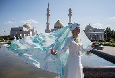 татарские свадьбы на урале