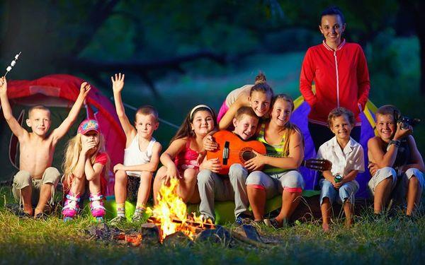 Виды детского летнего лагеря