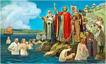 Имена в эпоху Христианства