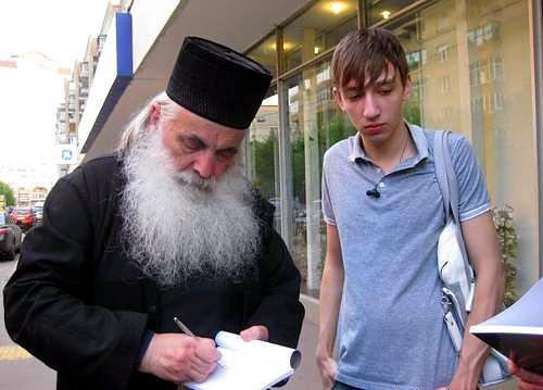 Исцеление Назария Святителем крымским Лукой