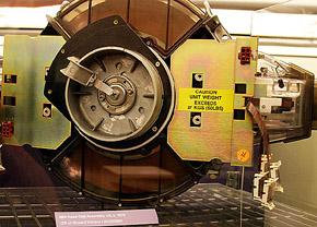 Жесткий диск от IBM 1970 г
