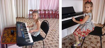 Синтезатор и цифровое пианино